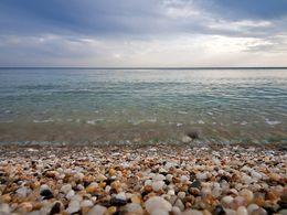 Kristallklares Wasser am Paliochori-Strand