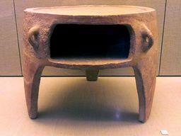 Kleiner Backofen aus der Zweit um 1800-1627 v.Chr.