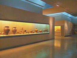 Ein Besuch des archäologischern Museums in Thira lohnt sich immer! (c) Tobias Schorr