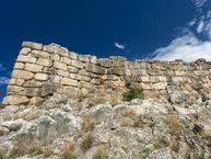 Die kyklopische Mauer der Akropolis von Mykene