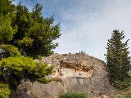 Das bayerische Denkmal in Nauplion