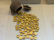 Goldfund aus antiker Zeit