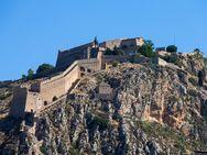 Die Palamidi-Burg in Nauplion
