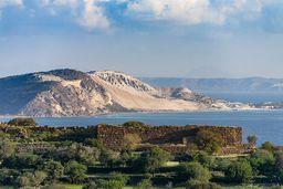 Der Bimsabbau auf der Insel Yali. (c) Tobias Schorr