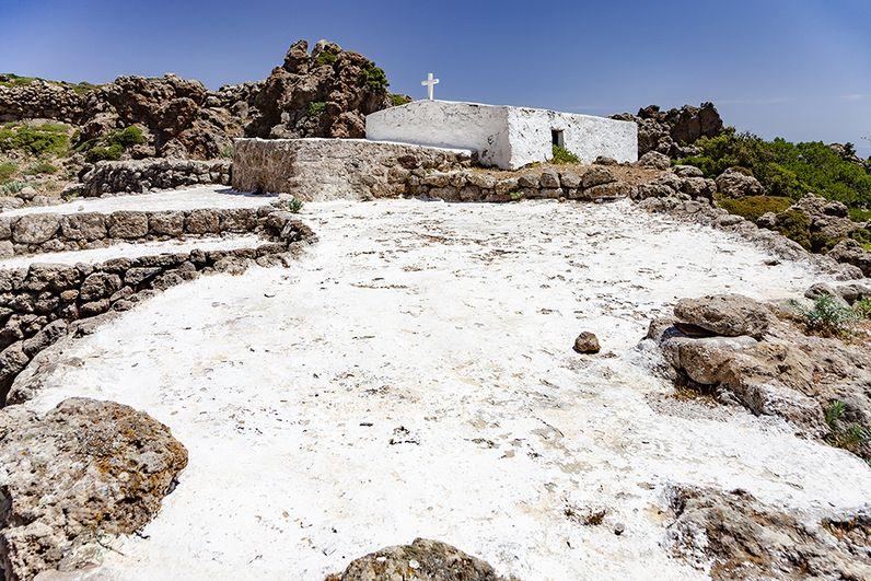 Agios Joannis im Nymphios-Tal. (c) Tobias Schorr