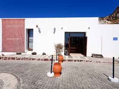 Το ηφαιστειολογικό μουσείο της Νίσυρο