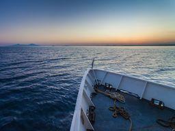 Schifffahrt von Kos nach Nisyros. (c) Tobias Schorr