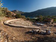 Das kleine, antike Theater von Epidaurus