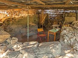 Ausgrabung eines römischen Bads in Palia Epidavros (c) Tobias Schorr