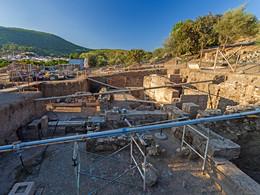 Ausgrabung von Palia Epidavros (c) Tobias Schorr