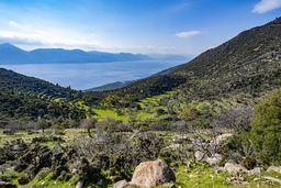 Das wunderschöne Tal Panagitsa ist Teil eines Vulkankraters. (c) Tobias Schorr