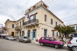 Das kleine archäologische Museum von Poros. (c) Tobias Schorr