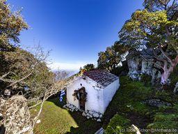 The chapel of Profitis Ilias. (c) Tobias Schorr
