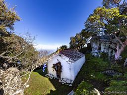 Die Kapelle Profitis Ilias