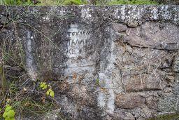 Die einzige Süßwasserquelle Methanas wurde 1991 bei dem Bau eines Fahrwegs beschädigt. (c) Tobias Schorr