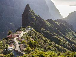 Masca - dieser Ort könnte in Südamerika liegen... (c) Tobias Schorr