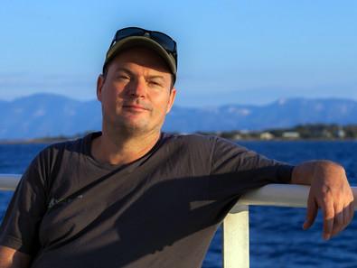 Tobias Schorr - Der Gründer & Manager von Nature Discovery Tours
