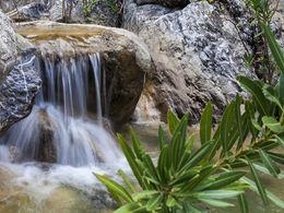 Kleiner Wasserfall (c) Tobias Schorr