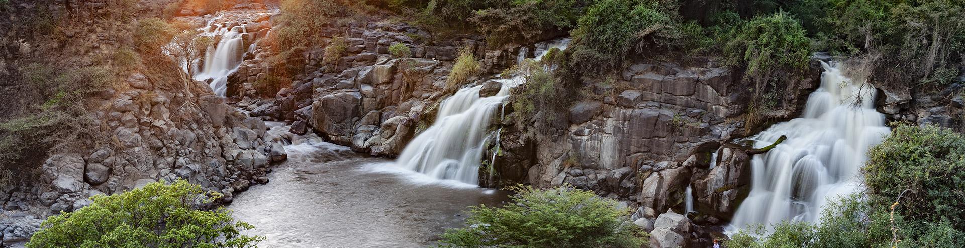 Wasserfall Awash
