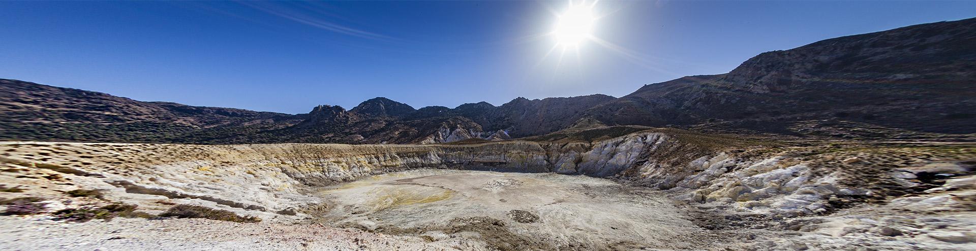 Stefanos-Krater Nisyros
