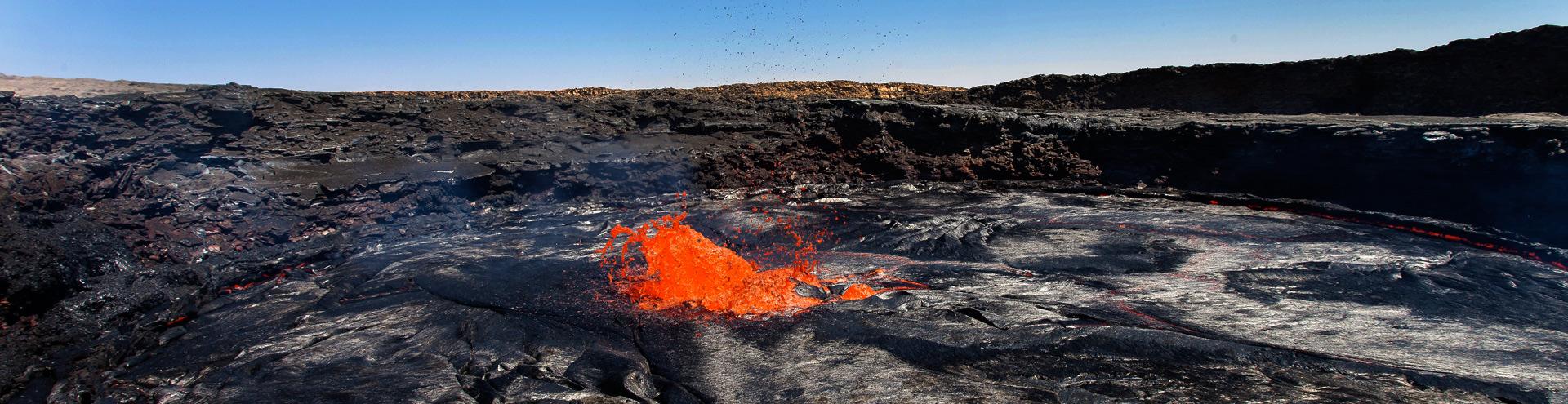 Το ηφαίστειο Έρτα Αλέ