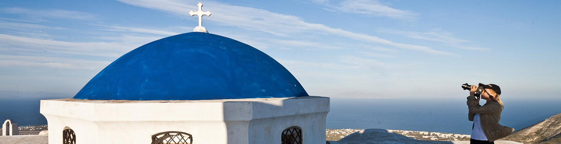 Fotoreise nach Santorin