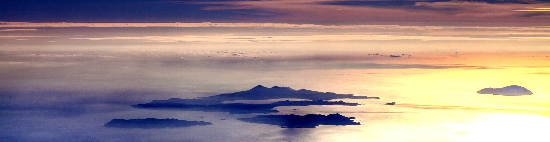 Aerial photo Milos