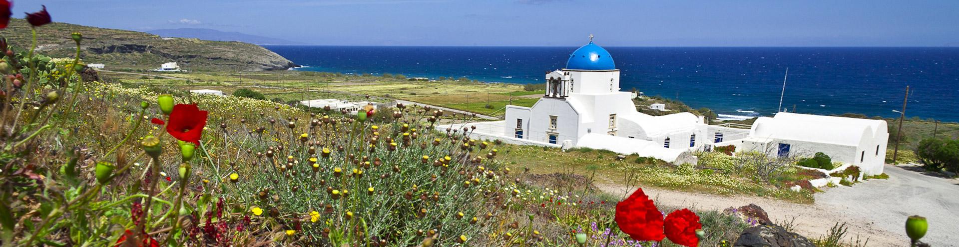 Griechenland & Santorin