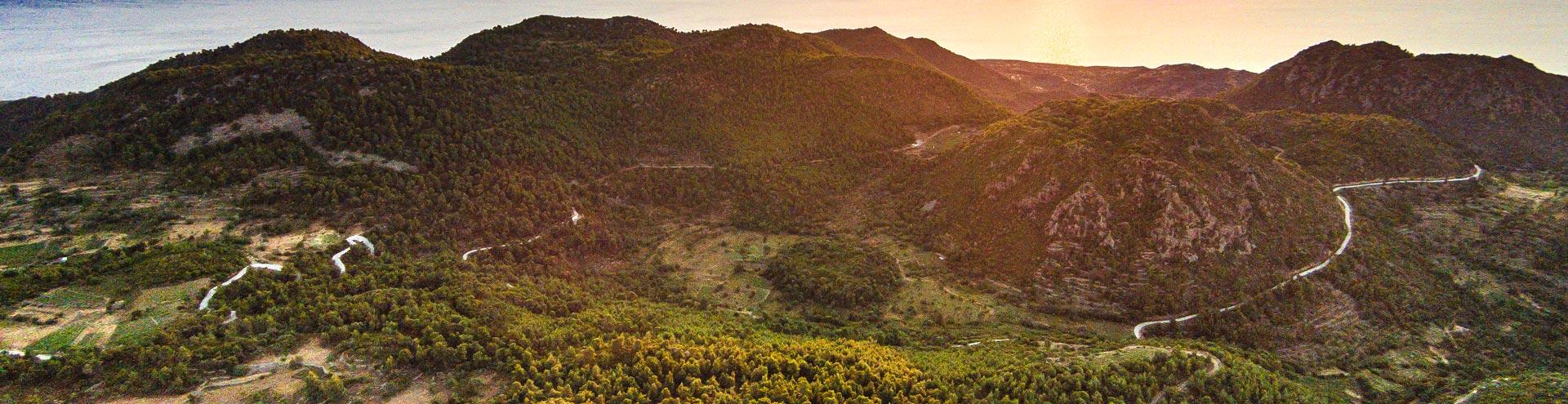 Vulkanhalbinsel Methana